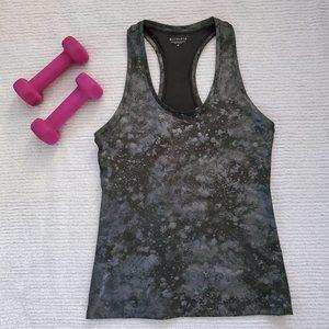 Athleta Shanti Misty Lace Print Tank